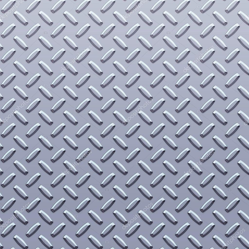 酷银或不锈钢钻石或花纹钢板的非常庞大的负债表