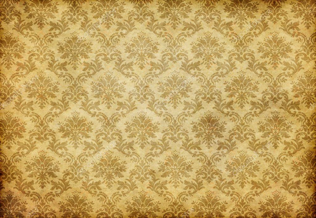 papel de parede adamascado foto stock clearviewstock 3490693. Black Bedroom Furniture Sets. Home Design Ideas