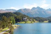 Alpine landscape. — Stock Photo