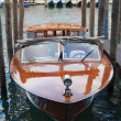 Boat in Venice, Italy. — Stock Photo #13899396