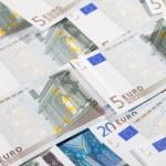 Euro banknotes. — Stock Photo #17601649