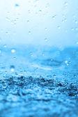 дождь. — Стоковое фото