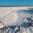 Frozen Baltic sea. — Stock Photo #21406621