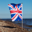 Flag of United Kingdom. — Stock Photo
