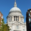 St. Pauls cathedral, London. — Stock Photo