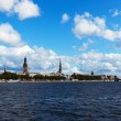 Riga, capital of Latvia. — Stock Photo