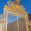 Golden gate at Versailles. — ストック写真
