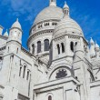 Sacre-Coeur cathedral, Paris. — Foto de Stock