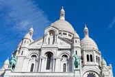 De kathedraal van de Sacre-coeur, paris. — Stockfoto