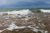 Baltic waves. — Stock Photo