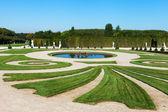 In Versailles garden. — Stock Photo