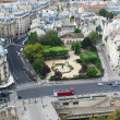 Paris townscape. — Stock Photo