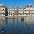 Stock Photo: Luxembourg palace in Paris.