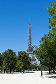 Eiffel tower, Paris. — Stock Photo