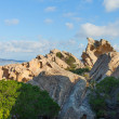 Granite in Sardinia. — Stock Photo #38574137