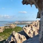 North Sardinia coast at cape Dorso, Italy. — Stock Photo