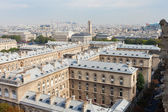 Skyline von paris. — Stockfoto