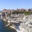 Stock Photo: Bonifacio city, Corsic, France.