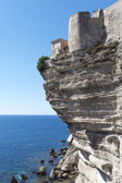 Bonifacio coast, Corsica , France. — Stock Photo
