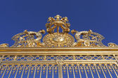 Detail of Versailles palace gate, Paris. — Stock Photo
