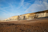 Sea coast near Brighton , England. — Stock Photo