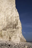 Seven Sisters cliff in East Sussex, England. — Stock Photo