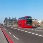 Westminster bridge in London, United Kingdom. — Stock Photo #43022281