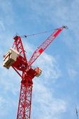 Crane. — Stock Photo