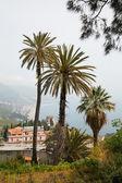 Taormina view, Sicily. — Stockfoto
