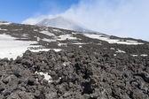 Volcán etna. — Foto de Stock