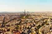 Paris skyline, France. — Stock Photo