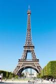 Eiffeltoren. — Stockfoto
