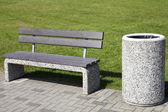 Bench. — Stock Photo