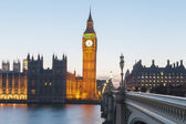 Big ben, london. — Stock fotografie