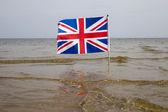 United Kingdom flag. — Stock Photo