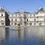 Luxembourg palace, Paris. — Stock Photo #50468385