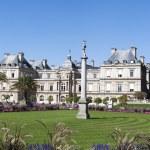 Luxembourg palace, Paris. — Stock Photo #50468483