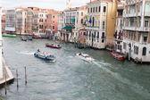 Venice, Grand canal. — Stock Photo