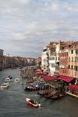 威尼斯大运河. — 图库照片
