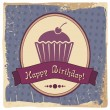 Birthday card — Stock Vector #21701861