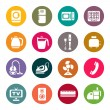 House appliances icons — Stock Vector