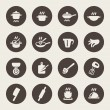 Cooking icon set — Stock Vector #46051505