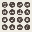 Construction icons — Stock Vector #51283469