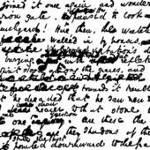 Old manuscript — Stock Vector