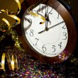 Stock Photo: 2013 New Years Party Background.