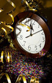 2013 New Years Party Background. — Stock Photo