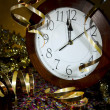 2013 New Years Party Background — Stock Photo #14183459