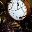 2013 New Years Party Background — Stock Photo #15540227