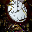 2013 New Years Party Background. — Stock Photo #16034443