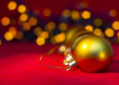 2013 Christmas Decoration — Stock Photo